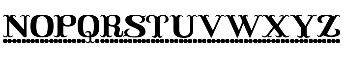 Qirkus-CAPS Font LOWERCASE