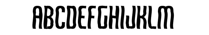 Qirof Font LOWERCASE