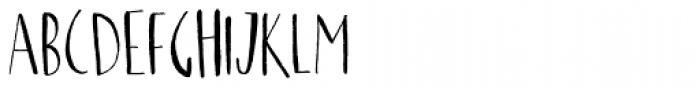 Qiber Font UPPERCASE