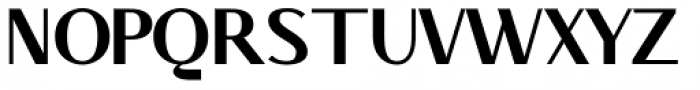 Qisharon Bold Font UPPERCASE