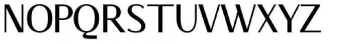Qisharon Regular Font UPPERCASE