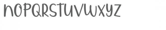 Qiyoshi Font UPPERCASE