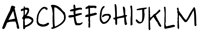 QJae Font UPPERCASE