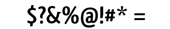 Qlassik Bold Font OTHER CHARS