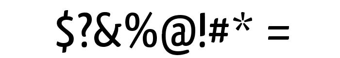 Qlassik Medium Font OTHER CHARS