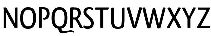 Qlassik Medium Font UPPERCASE