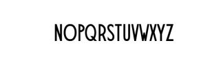 Qontreaux: Bold Elegant Modern Typeface Font UPPERCASE