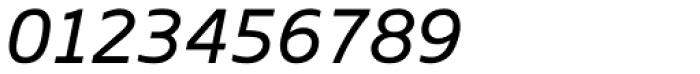 Qonora Italic Font OTHER CHARS