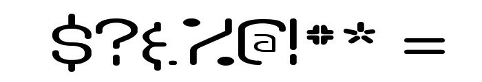QSwitch Ax Font OTHER CHARS
