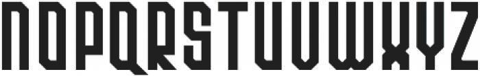 QUARTA Regular otf (400) Font UPPERCASE