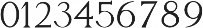 QUENSTOWN SERIF otf (400) Font OTHER CHARS