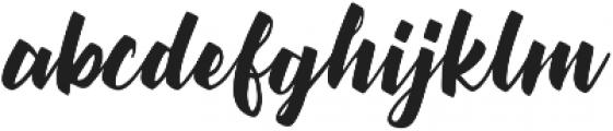 Quacky ttf (400) Font LOWERCASE