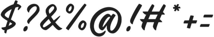 Quadrone otf (400) Font OTHER CHARS