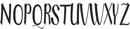 Quality otf (400) Font UPPERCASE