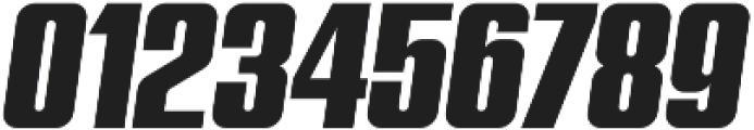 Quandor Oblique otf (400) Font OTHER CHARS
