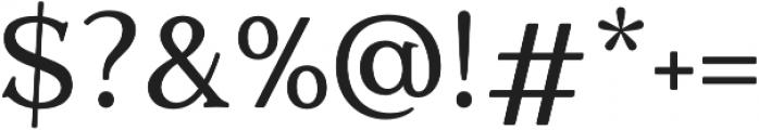 Quantik otf (400) Font OTHER CHARS