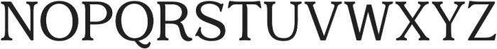 Quantik otf (400) Font UPPERCASE