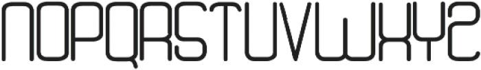 Quantum otf (400) Font UPPERCASE