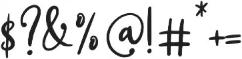 Quantylus otf (400) Font OTHER CHARS