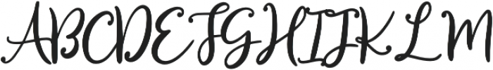 Quantylus otf (400) Font UPPERCASE
