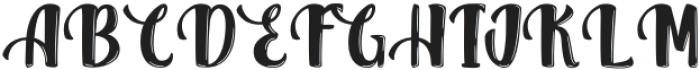 QuarkCheese otf (400) Font UPPERCASE