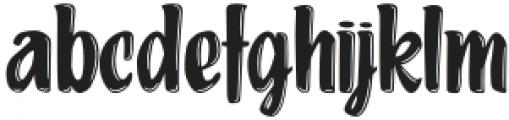 QuarkCheese otf (400) Font LOWERCASE