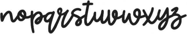 Quartz ttf (400) Font LOWERCASE
