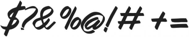 Queenata otf (400) Font OTHER CHARS