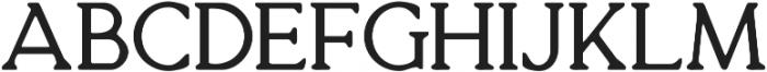 Quelity otf (700) Font UPPERCASE