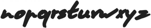 Quendel ttf (900) Font LOWERCASE