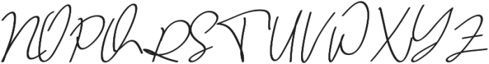 Quetzalli otf (400) Font UPPERCASE