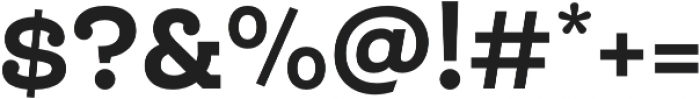 Queulat Alt Black otf (900) Font OTHER CHARS