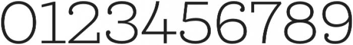 Queulat Alt Light otf (300) Font OTHER CHARS