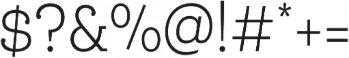 Queulat Cnd Light otf (300) Font OTHER CHARS