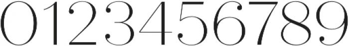 Quiche Fine Thin otf (100) Font OTHER CHARS