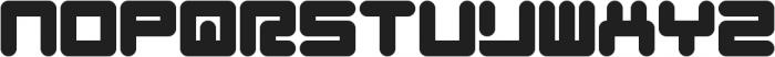 Quickfyr ttf (400) Font UPPERCASE