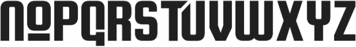 Quickturn otf (400) Font UPPERCASE