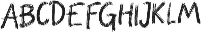 Quiet otf (400) Font UPPERCASE