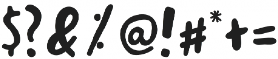 Quimper otf (400) Font OTHER CHARS