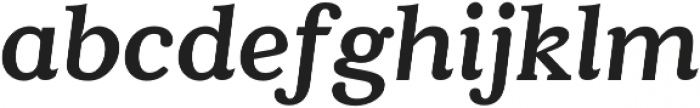 Quincy CF Light otf (300) Font LOWERCASE
