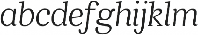 Quincy CF otf (400) Font LOWERCASE