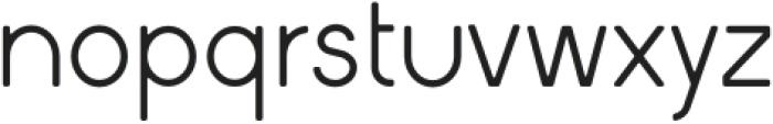 Quint Extended Regular otf (400) Font LOWERCASE