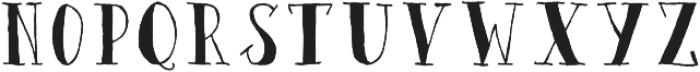 Quinto ttf (400) Font UPPERCASE