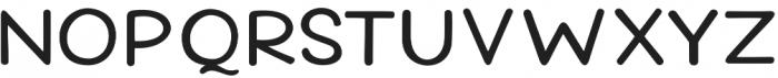 Quintsy Sans Rounded otf (400) Font LOWERCASE