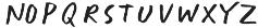 Quisas SVG otf (400) Font UPPERCASE