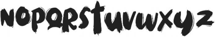 Qunomy otf (400) Font LOWERCASE
