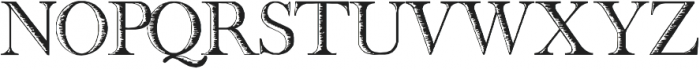 Quoth otf (400) Font UPPERCASE