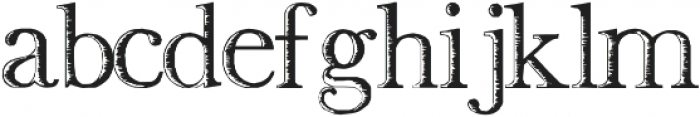 Quoth otf (400) Font LOWERCASE