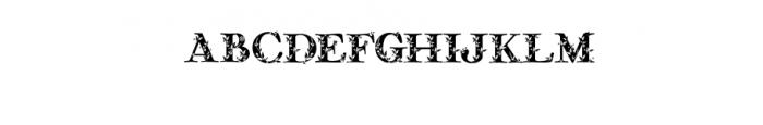 Quality Decor.otf Font UPPERCASE