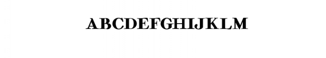Quality Regular.otf Font LOWERCASE